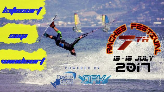 7th RACHES KITESURF FESTIVAL